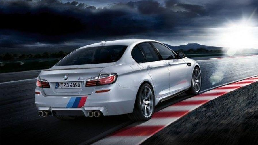 Bmw M5 Competition Hd Wallpaper Wallpapersnet