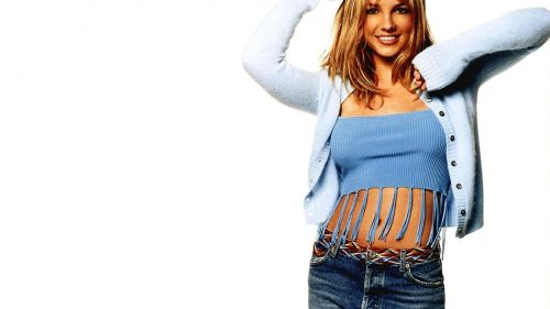 Britney Spears - Oops  HD Wallpaper