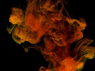 Brown smoke HD Wallpaper