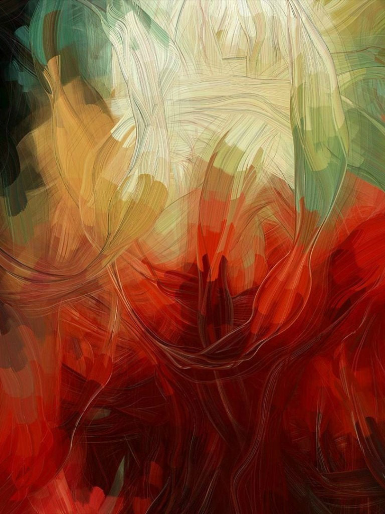 Brush stroke HD Wallpaper