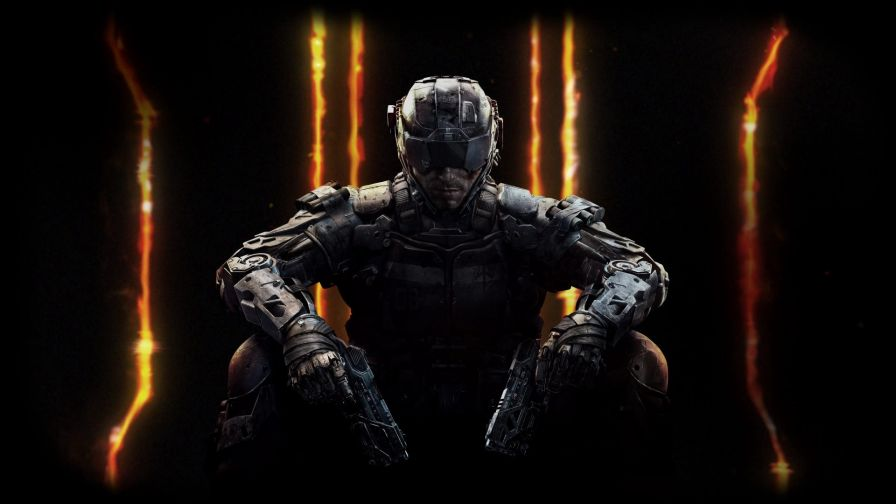 Call of Duty Black Ops 3 HD Wallpaper