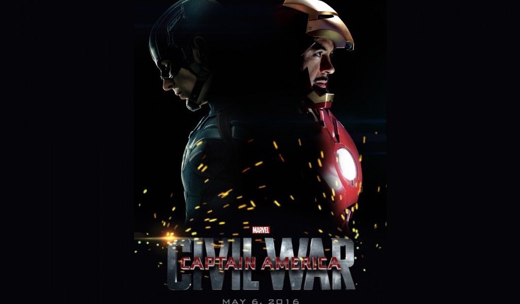 Captain America Civil War Wallpaper for Desktop and Mobiles