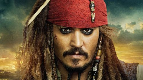 Captain Jack Sparrow HD Wallpapers