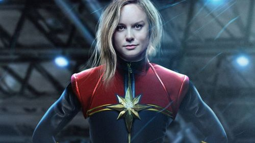 Captain Marvel HD Wallpaper