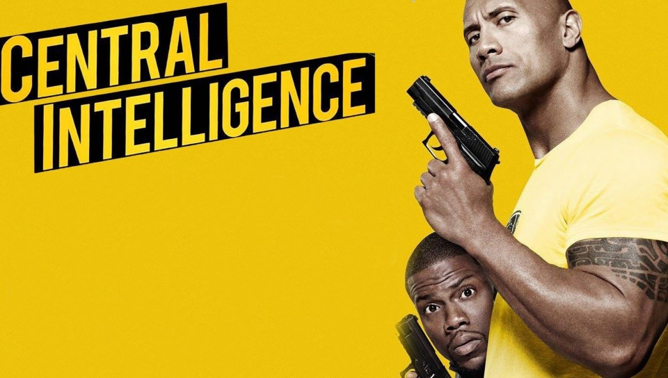 Central Intelligence HD Wallpaper
