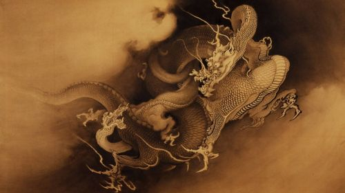 Chinese Dragon image HD Wallpaper