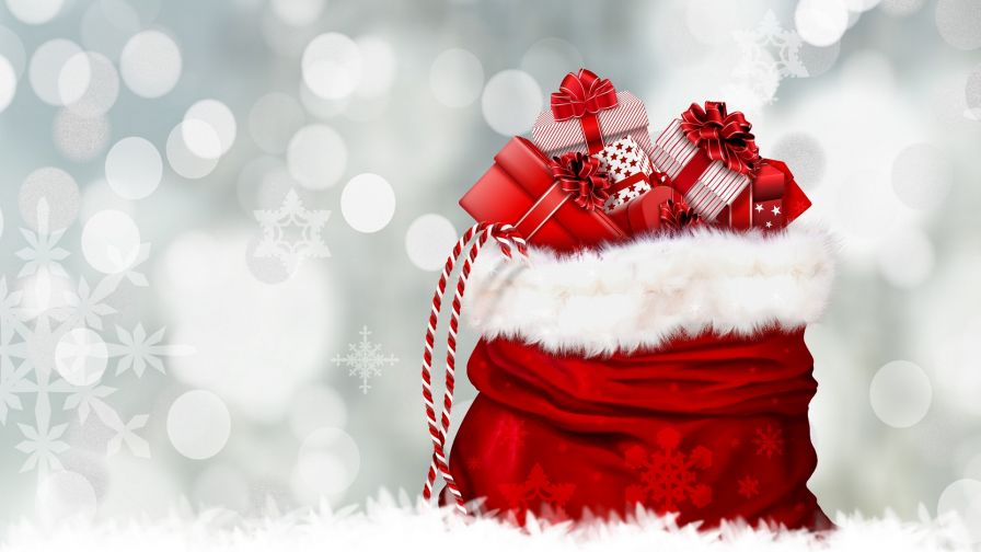 Christmas Gifts Hd Wallpaper Wallpapers Net