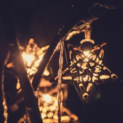 Christmas star HD Wallpaper