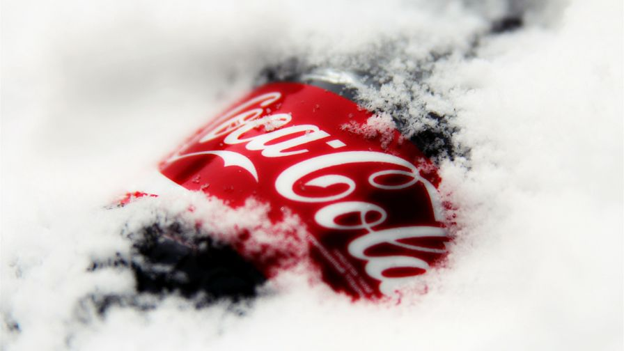 Coca Cola Bottle Hd Wallpaper for Desktop and Mobiles