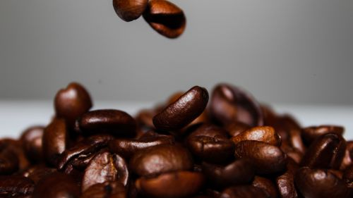 Coffee Bean Wallpaper for Desktop and Mobiles