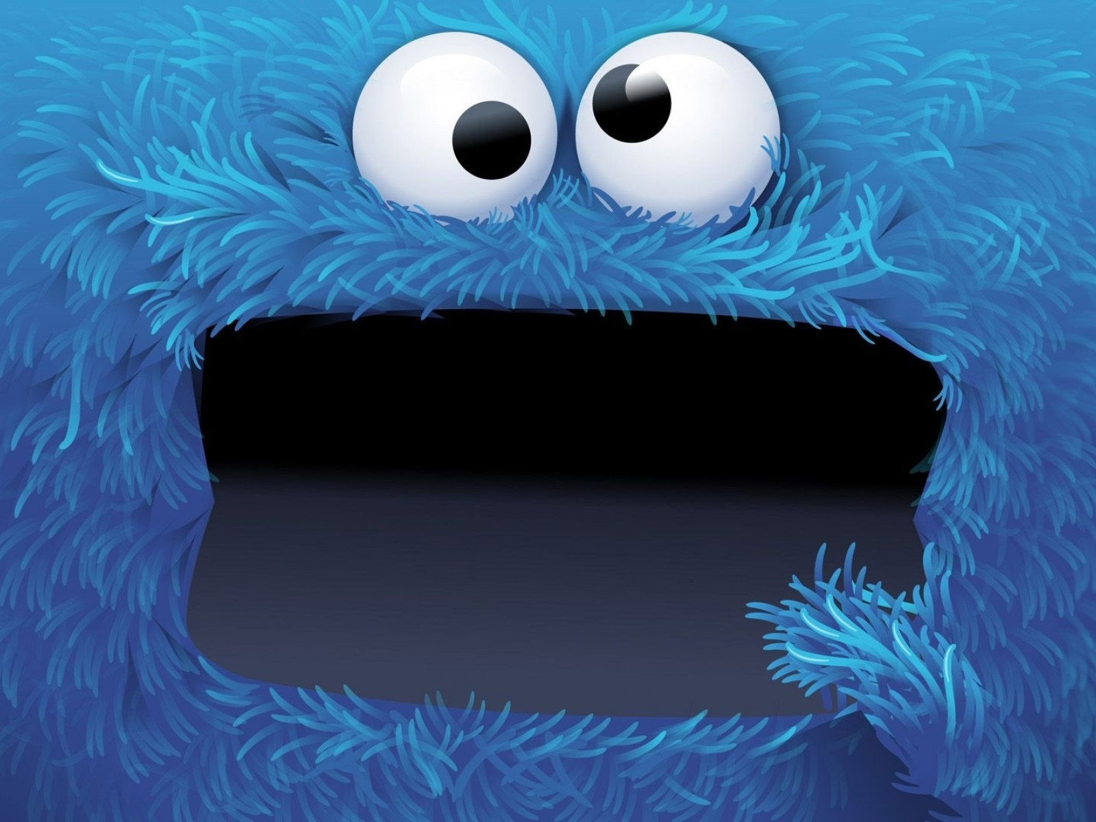 Cookie Monster HD Wallpaper