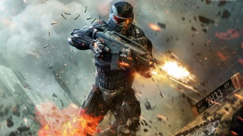Crysis II HD Wallpaper