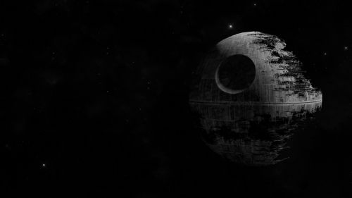 Death Star HD Wallpaper