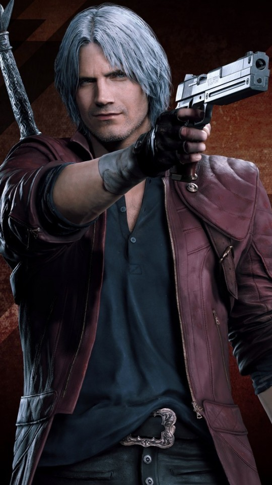 Devil may cry Dante HD Wallpaper
