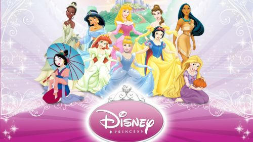 Disney Princesses HD Wallpaper