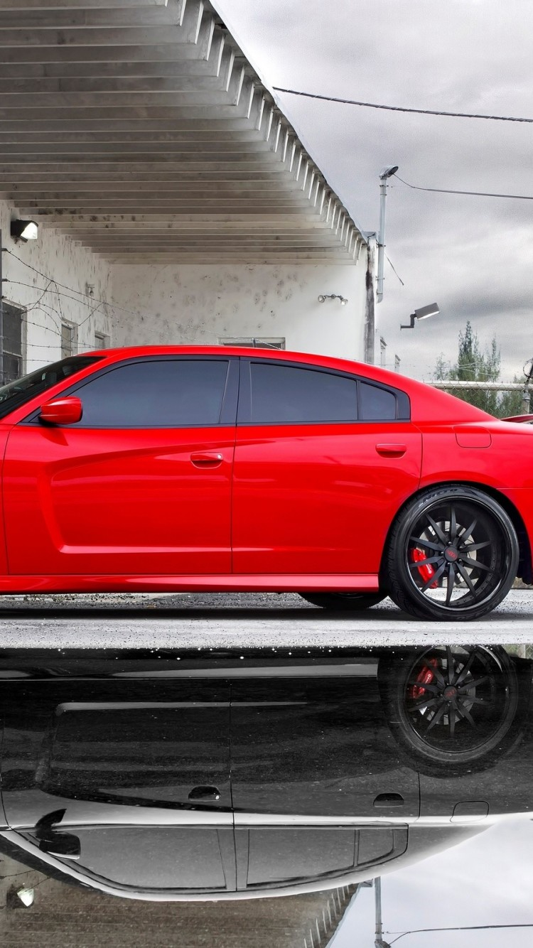 Dodge Charger Daytona HD Wallpaper