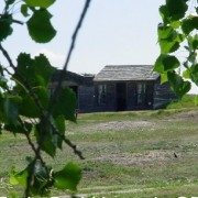 Sod house HD Wallpaper
