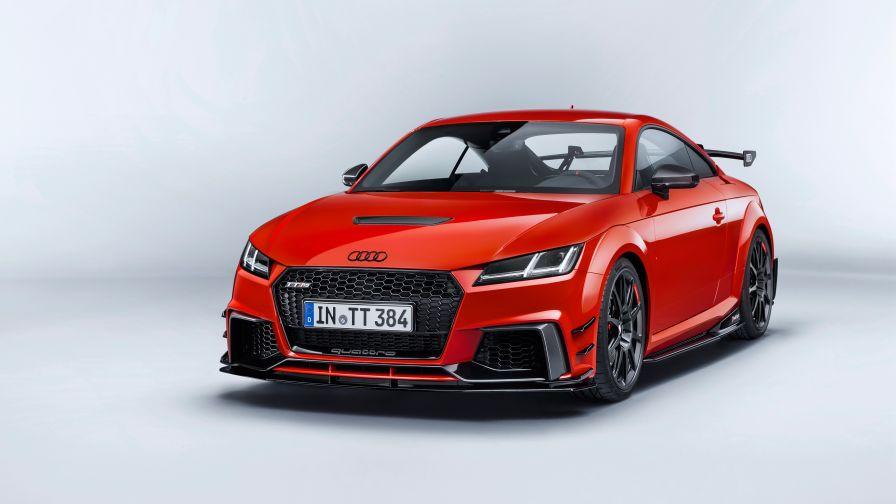 Download Audi Tt Rs Coup Hd Wallpaper For Desktop And