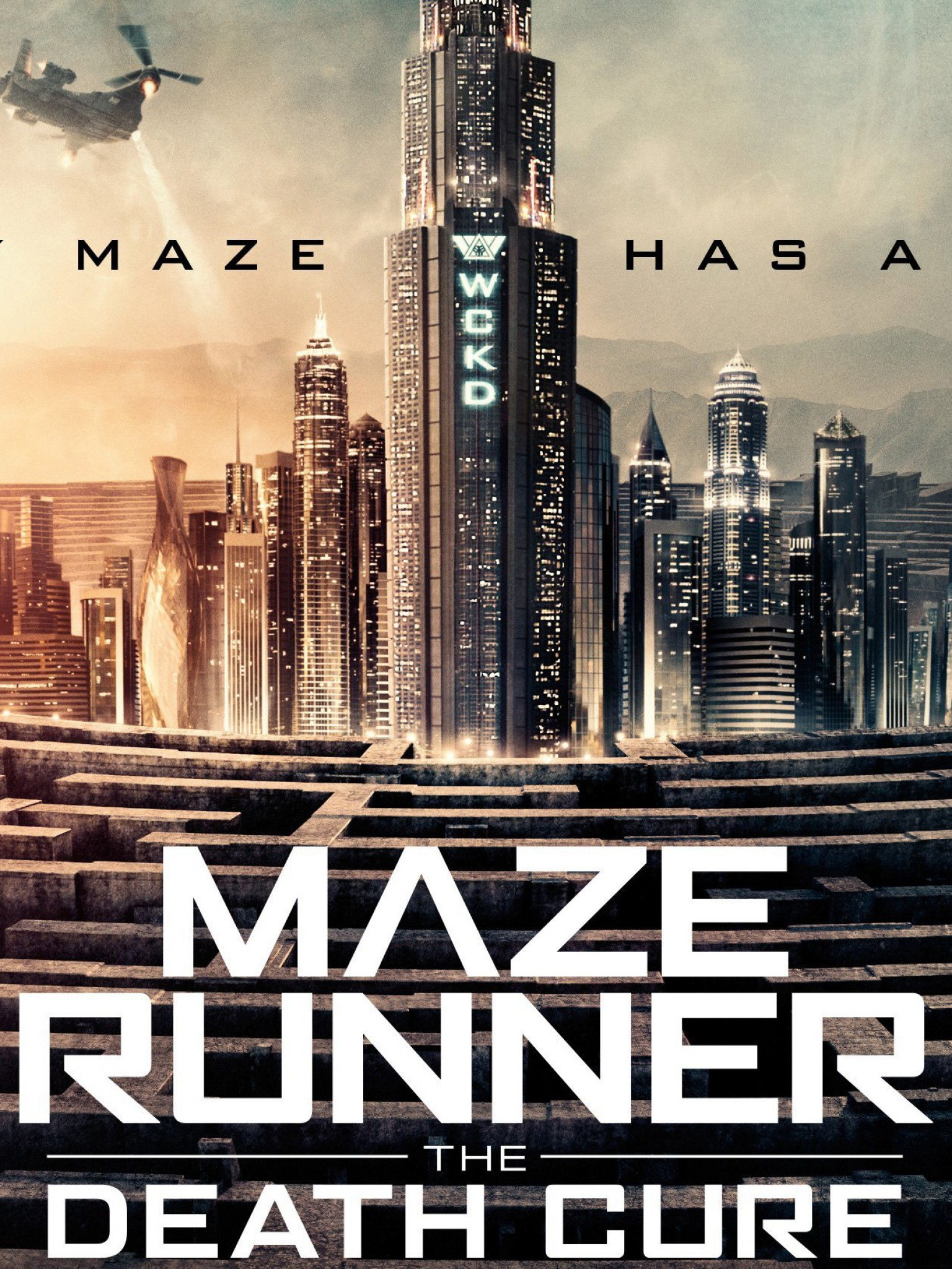Download The Maze Runner Full Hd Wallpaper for Desktop and Mobiles