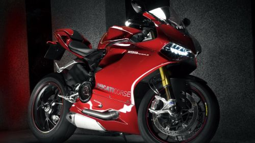Ducati 1199 HD Wallpaper