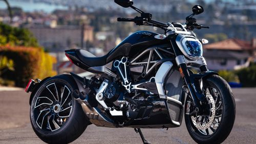 Ducati Diavel Bike Hd Wallpaper for Desktop and Mobiles