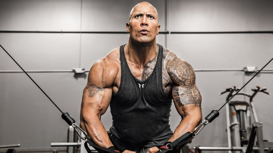 dwayne johnson Hd Wallpaper for Desktop and Mobiles