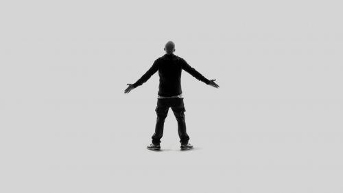 Eminem - Rap God HD Wallpaper