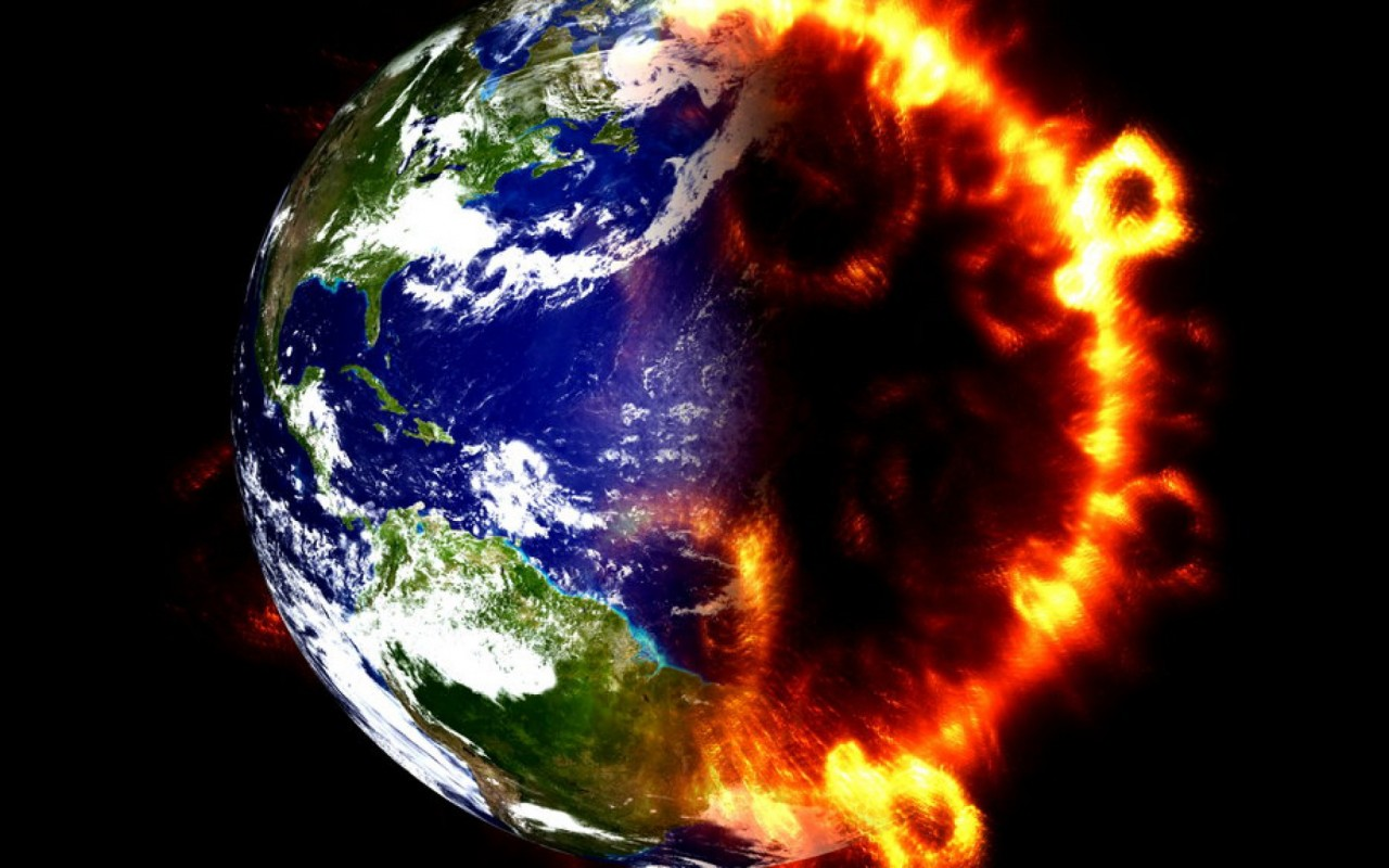 End of World HD Wallpaper available in different dimensions