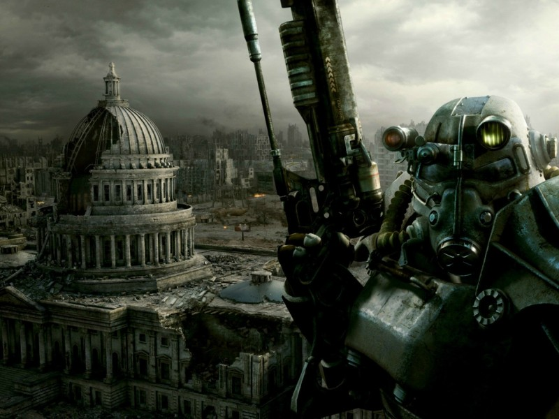 Fallout 3 Hd Wallpaper for Desktop and Mobiles