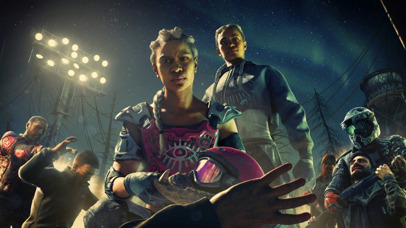 Far Cry New Dawn HD Wallpaper