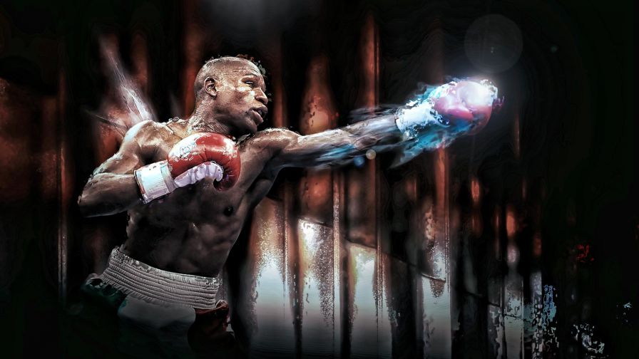 Floyd Mayweather Hd Wallpaper for Desktop and Mobiles