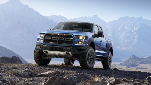 Ford F-150 HD Wallpaper