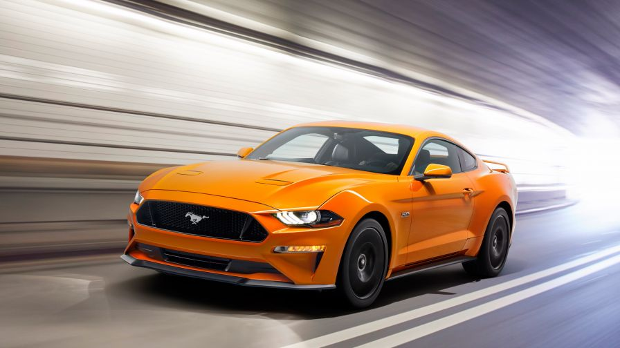 Ford Mustang Sports Car Hd Wallpaper for Desktop and Mobiles