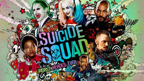 Free Download Best Suicide Squad Wallpaper for Desktop and Mobiles