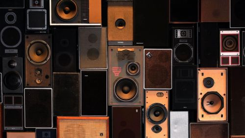 Free Download Different Speakers Wallpaper for Desktop and Mobiles