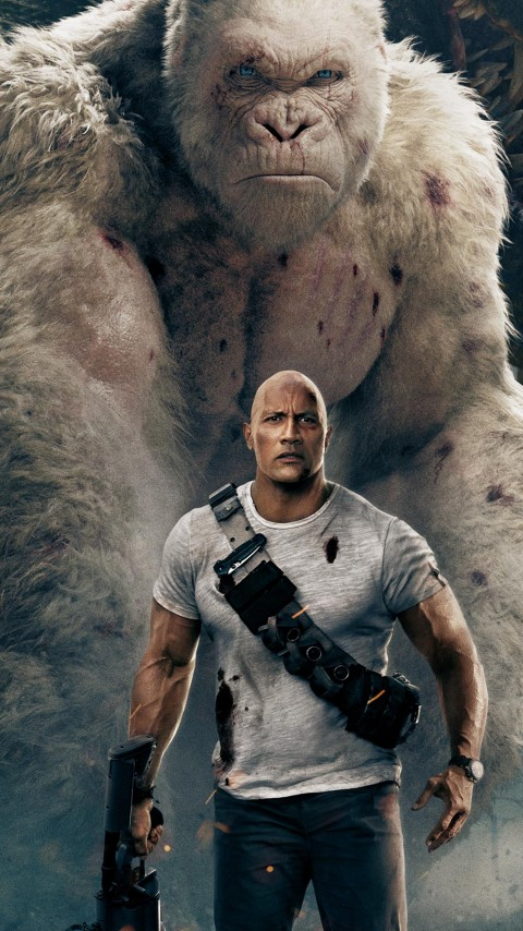 Free Download Dwayne The Rock Johnson Hd Wallpaper for Desktop and Mobiles