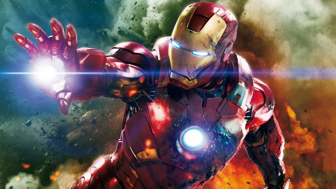 Free Download Iron Man Movie Wallpaper for Desktop and Mobiles