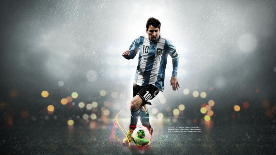 Free Download Lionel Messi Hd Wallpaper For Desktop And Mobiles