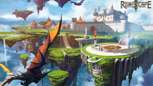 Free Download Runescape Citadel Hd Wallpaper for Desktop and Mobiles