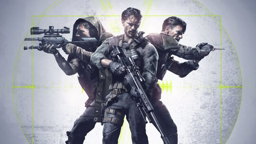 Free Download Sniper Ghost Warrior Hd Wallpaper for Desktop and Mobiles