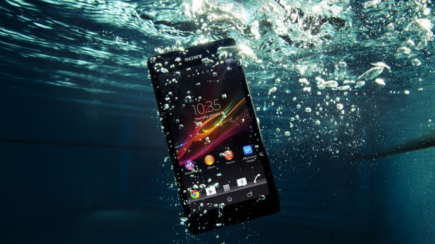 Free Download Sony Xperia ZR Wallpaper for Desktop and Mobiles