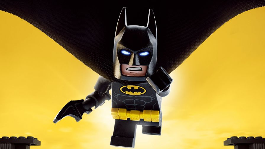 Free Download The Lego Batman Movie Wallpaper for Desktop and Mobiles