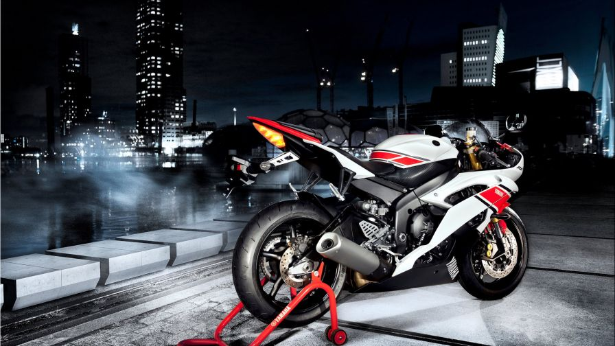 Free Download Yamaha R6 Hd Wallpaper for Desktop and Mobiles