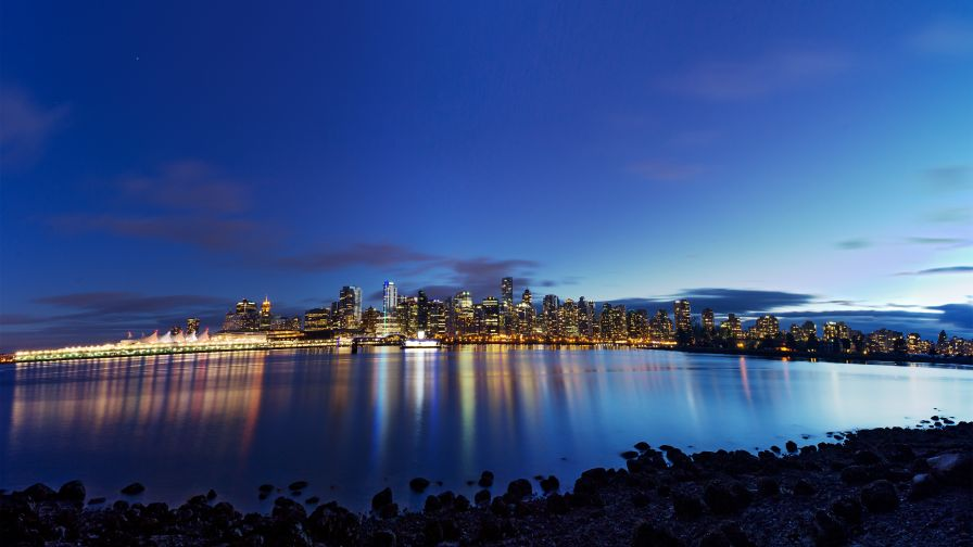 Free Vancouver City Wallpaper for Desktop and Mobiles