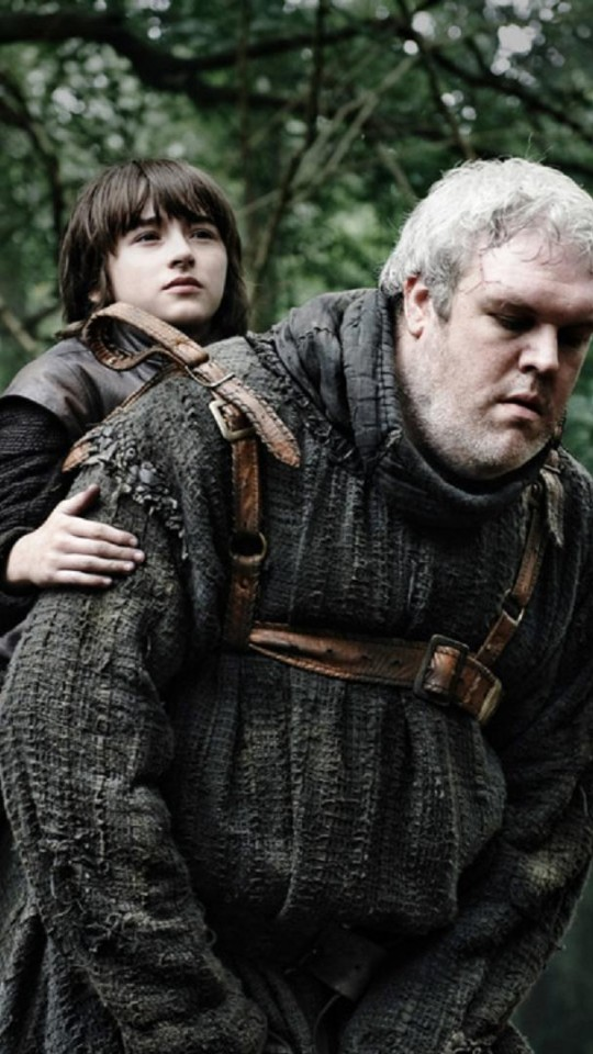 Game of Thrones: Hodor HD Wallpaper