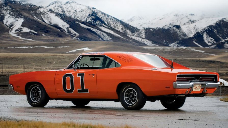 General Lee HD Wallpaper
