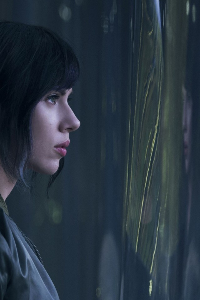 Ghost in the Shell HD Wallpaper