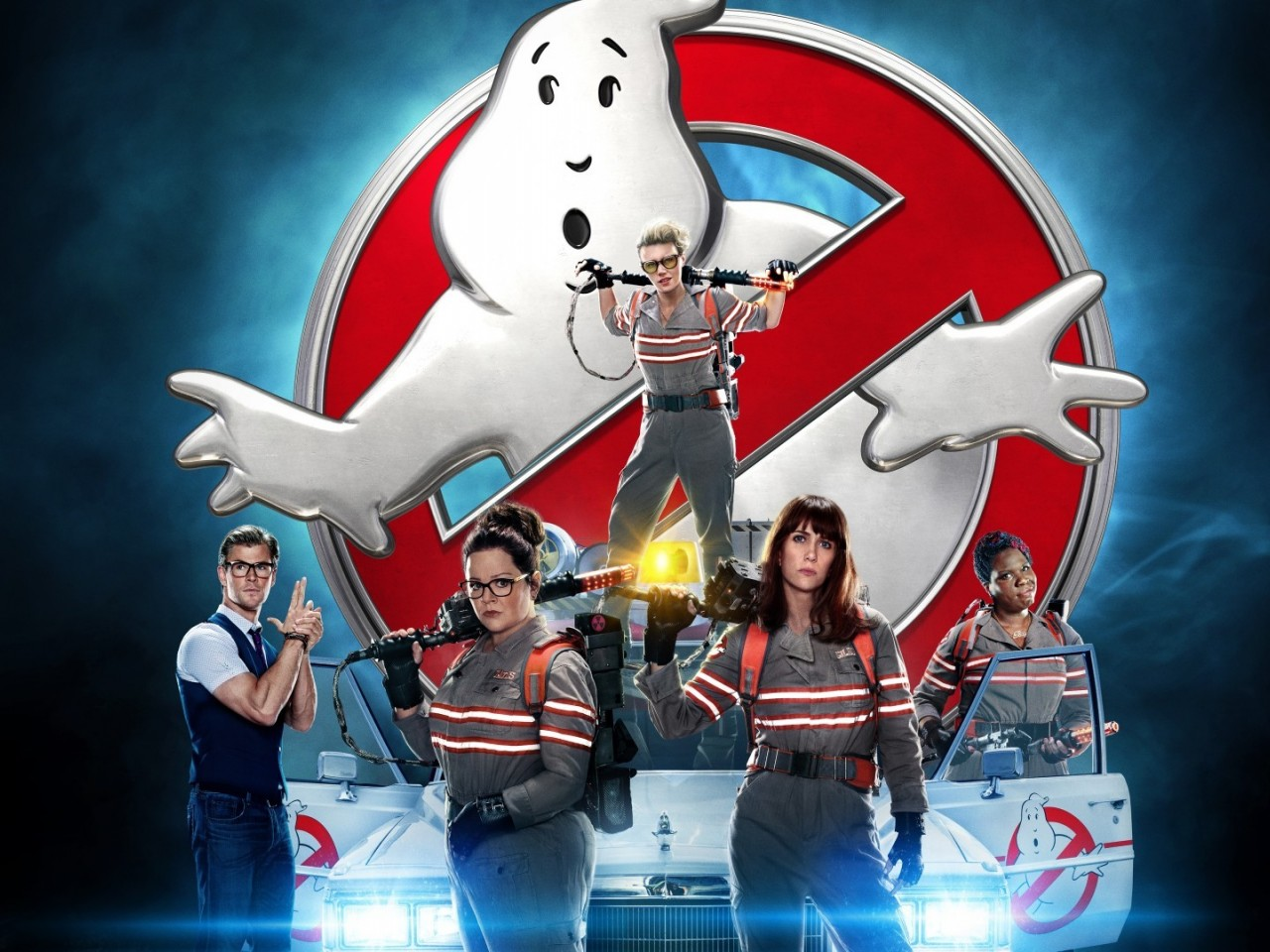 Ghostbusters HD Wallpaper