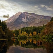 Glencoe Lochan HD Wallpaper