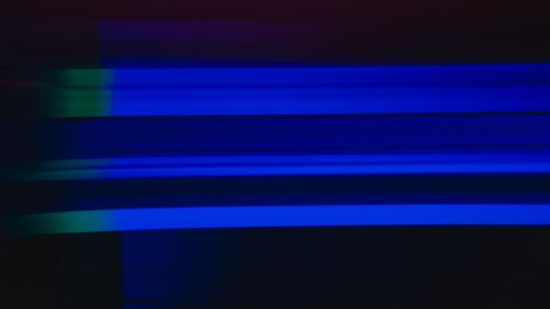 Glowing blue lines HD Wallpaper